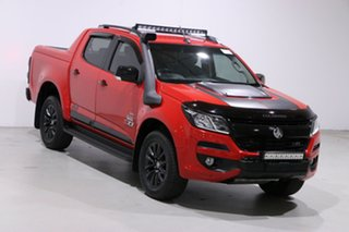 2018 Holden Colorado RG MY18 Z71 (4x4) Red 6 Speed Automatic Crew Cab Pickup