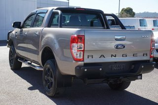 2015 Ford Ranger PX XLT Double Cab Gold 6 Speed Manual Utility