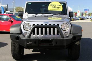 2013 Jeep Wrangler JK MY2013 Unlimited Sport Grey 5 Speed Automatic Softtop.