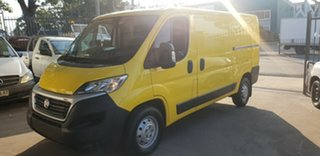 2018 Fiat Ducato Series 6 MWB/Low Yellow 6 Speed Automatic Van