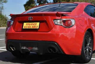 2015 Toyota 86 ZN6 GTS Red 6 Speed Manual Coupe