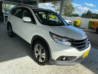 2014 Honda CR-V VTi - Plus White Orchid Sports Automatic Wagon