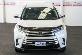 2019 Toyota Kluger GSU50R GX 2WD Crystal Pearl 8 Speed Sports Automatic Wagon.