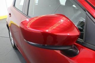 2019 Mazda 2 DJ2HAA Maxx SKYACTIV-Drive Red/Black 6 Speed Sports Automatic Hatchback