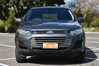 2015 Ford Territory SZ MkII TX Seq Sport Shift Grey 6 Speed Sports Automatic Wagon.
