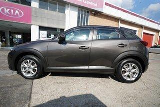 2016 Mazda CX-3 DK2W76 Maxx SKYACTIV-MT Grey 6 Speed Manual Wagon