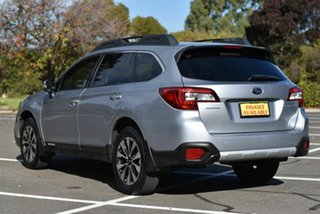 2017 Subaru Outback B6A MY18 2.5i CVT AWD Silver 7 Speed Constant Variable Wagon