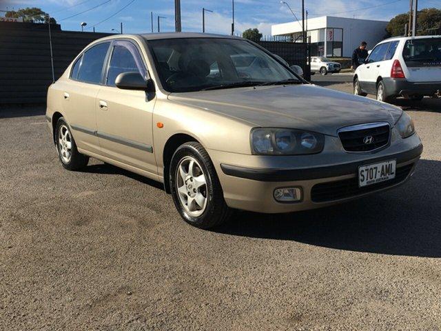 Used Hyundai Elantra XD MY04 FX Blair Athol, 2003 Hyundai Elantra XD MY04 FX Gold 4 Speed Automatic Sedan