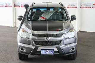 2016 Holden Colorado RG MY16 Z71 (4x4) 6 Speed Manual Crew Cab Pickup.
