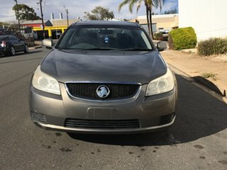 2008 Holden Epica EP MY08 CDX Gun Metal Graphite Grey 5 Speed Automatic Sedan