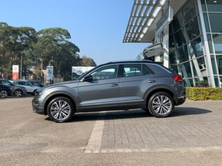 2020 Volkswagen T-ROC A1 MY21 110TSI Style Grey 8 Speed Sports Automatic Wagon