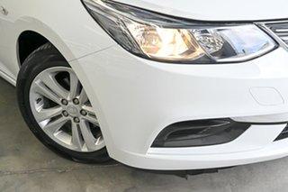 2018 Holden Astra BL MY18 LS White 6 Speed Manual Sedan.