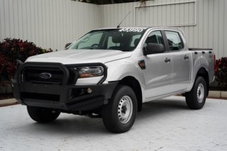 2018 Ford Ranger PX MkII 2018.00MY XL Silver 6 Speed Sports Automatic Utility