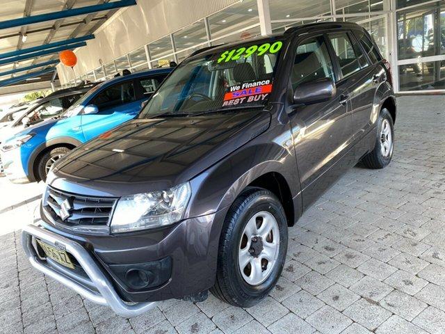 Used Suzuki Grand Vitara Urban Taree, 2012 Suzuki Grand Vitara Urban Gold Automatic Wagon