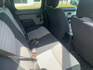 2013 Nissan Navara STR D22 Blue Manual Dual Cab