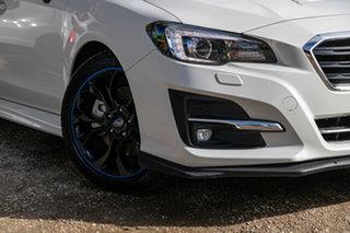 2017 Subaru Levorg V1 MY18 1.6 GT CVT AWD Premium White 6 Speed Constant Variable Wagon.