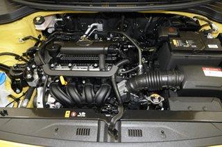 2019 Kia Rio YB MY19 Sport Yellow 6 Speed Automatic Hatchback
