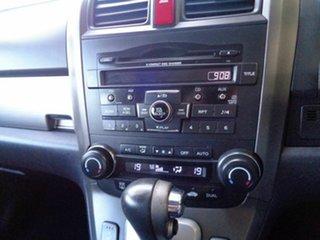 2010 Honda CR-V RE MY2010 Sport 4WD Black 5 Speed Automatic Wagon
