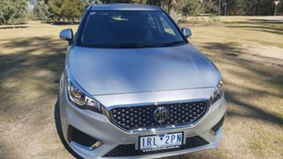 2019 MG MG3 (No Series) Excite Silver Automatic Hatchback.