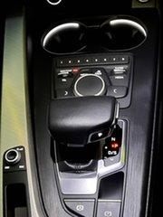 2017 Audi A4 B9 8W MY17 Sport S Tronic Quattro Black 7 Speed Sports Automatic Dual Clutch Sedan