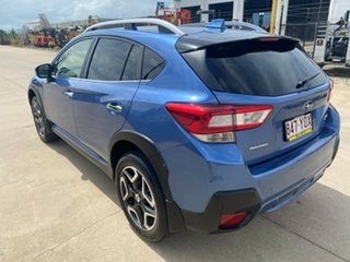 2018 Subaru XV G5X MY18 2.0i-S Lineartronic AWD Blue/280918 7 Speed Constant Variable Wagon