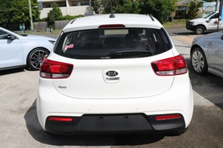 2019 Kia Rio YB MY20 S Clear White 4 Speed Sports Automatic Hatchback