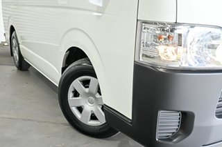 2016 Toyota HiAce KDH201R Crewvan LWB Null 4 Speed Automatic Van Wagon.