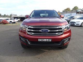 2017 Ford Everest UA 2018.00MY Ambiente Sunset 6 Speed Automatic SUV