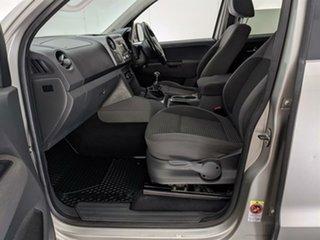 2014 Volkswagen Amarok 2H MY15 TDI400 4Mot Highline Beige 6 Speed Manual Utility.
