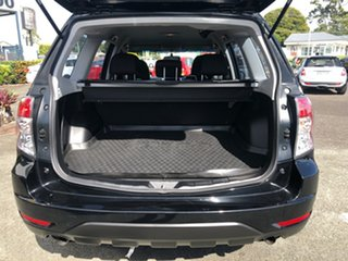 2011 Subaru Forester S3 MY11 X AWD Black 5 Speed Manual Wagon