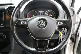 2016 Volkswagen Amarok 2H MY16 TDI420 Core Edition (4x4) White 8 Speed Automatic Dual Cab Chassis