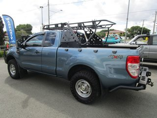 2015 Ford Ranger PX XL Blue 6 Speed Manual Utility.