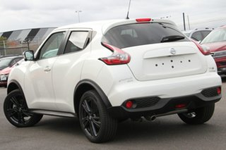 2019 Nissan Juke F15 MY18 Ti-S X-tronic AWD White 1 Speed Constant Variable Hatchback.
