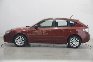 2011 Subaru Impreza G4 MY12 2.0i Lineartronic AWD Red 6 Speed Constant Variable Sedan.