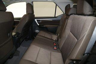 2018 Toyota Fortuner GUN156R GXL White 6 Speed Automatic Wagon