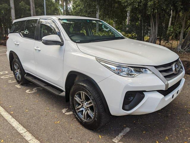 Used Toyota Fortuner GUN156R GX Stuart Park, 2018 Toyota Fortuner GUN156R GX White 6 Speed Automatic Wagon