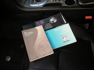 2011 Holden Caprice WM II V White Hot Pearl 6 Speed Sports Automatic Sedan
