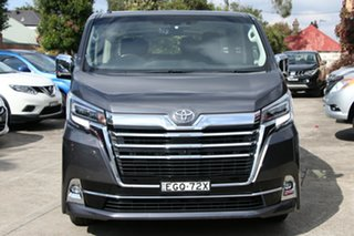2019 Toyota Granvia GDH303R VX Graphite 6 Speed Automatic Wagon