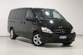 2012 Mercedes-Benz Valente Black 5 Speed Automatic Wagon.