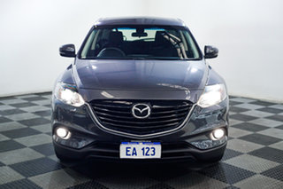 2015 Mazda CX-9 TB10A5 Classic Activematic Grey 6 Speed Sports Automatic Wagon.