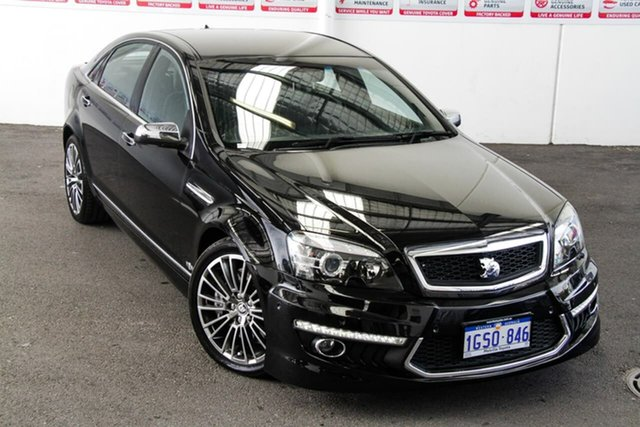 Pre-Owned Holden Special Vehicles Grange WM3 MY12 Myaree, 2011 Holden Special Vehicles Grange WM3 MY12 6 Speed Auto Active Sequential Sedan