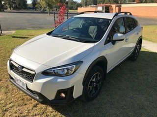 2019 Subaru XV MY19 2.0I White Continuous Variable Wagon