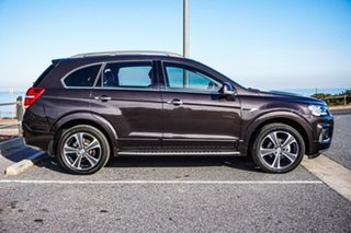 2016 Holden Captiva CG MY16 LTZ AWD Brown 6 Speed Sports Automatic Wagon