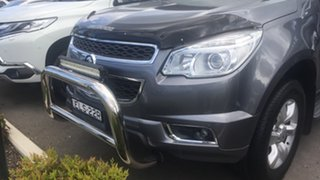 2015 Holden Colorado 7 RG MY15 LTZ Silver 6 Speed Sports Automatic Wagon