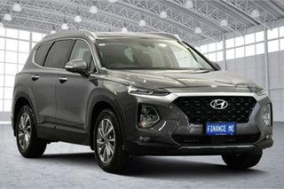 2020 Hyundai Santa Fe TM.2 MY20 Active X Grey 8 Speed Sports Automatic Wagon.