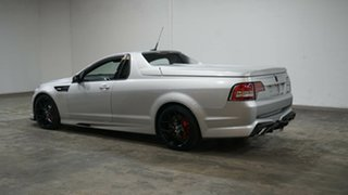 2017 Holden Special Vehicles Maloo Gen-F2 MY17 GTS R Silver 6 Speed Sports Automatic Utility.