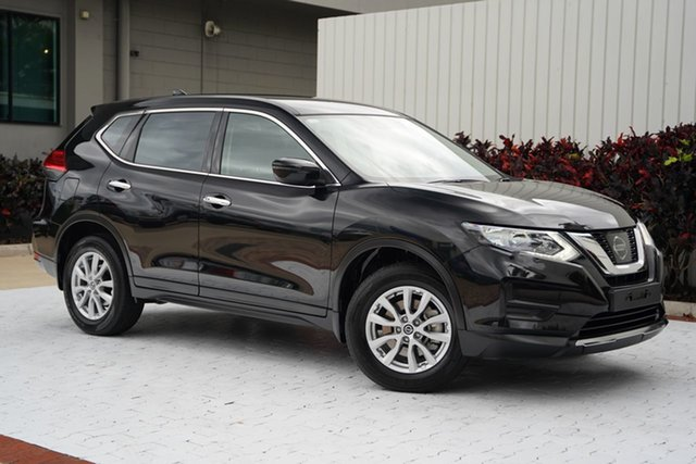 Used Nissan X-Trail T32 Series II TS X-tronic 4WD Cairns, 2017 Nissan X-Trail T32 Series II TS X-tronic 4WD Black 7 Speed Constant Variable Wagon