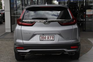 2021 Honda CR-V RW MY21 VTi FWD Lunar Silver 1 Speed Constant Variable Wagon