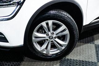 2016 Renault Koleos HZG Life X-tronic White 1 Speed Constant Variable Wagon