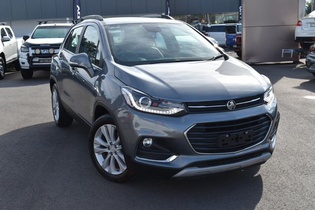 Used Holden Trax TJ MY19 LTZ Tuggerah, 2019 Holden Trax TJ MY19 LTZ Grey 6 Speed Automatic Wagon